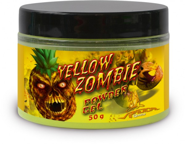 Quantum Radical Yellow Zombie Neon Powder