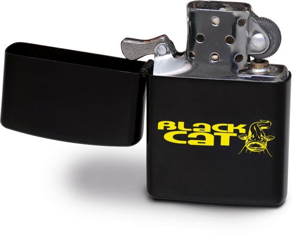 Rhino Black Cat Black Cat Feuerzeug
