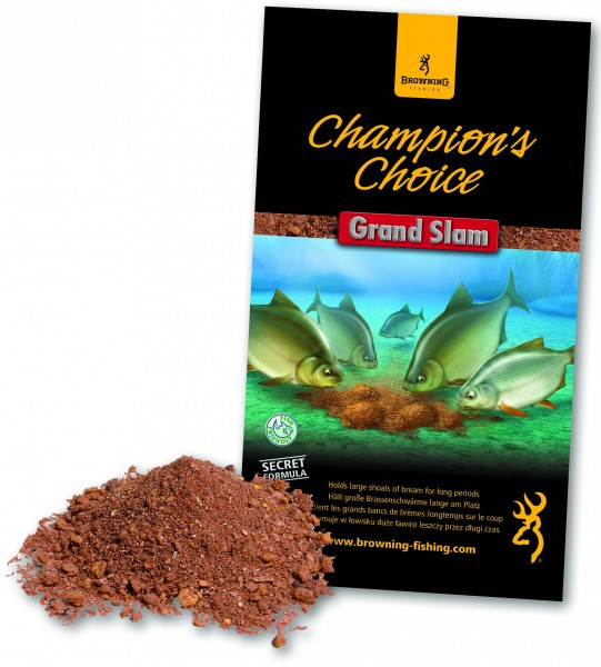 Vorteilspack Browning Grundfutter Grand Slam