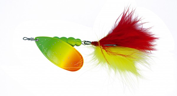 Zebco Clown Spinner firetiger 21 g