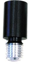 GARDNER SPACERS - MINI, BLACK (pair) (5)